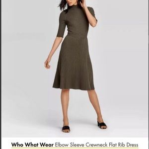 Brand-New without tags Who What Wear dresses